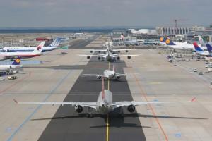 Giovani in volo per l'Europa